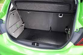 opel corsa trunk space mini jcw vs vauxhall corsa vxr u0026 ford fiesta st pictures mini