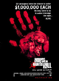 house on haunted hill slightly guilty pleasure love the premise
