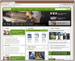 new google homepage design new bbc web design rapid web ltd