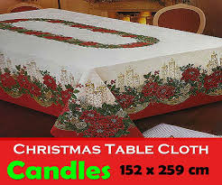 Christmas Table Cloths by Christmas Table Linens Best Images Collections Hd For Gadget