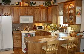 Custom Built Cabinets For Kitchens And Bathrooms  Country - Country cabinets for kitchen