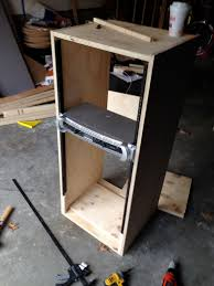 diy amp rack pic heavy avs forum home theater discussions