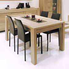 Table En Bois De Cuisine by Indogate Com Table Salle A Manger Rouge