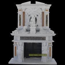 large custom fireplace mantels and surrounds hawk statues marble