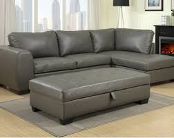 L Shaped Sofa Bed Sofa Classy Grey Velvet Corner Couch With Gas Firepalce And