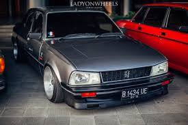 peugeot car one euro retro enthusiasts indonesia euroretro classic cars