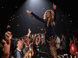 Beyonce Singing I Rather Go Blind How Sweet It Is To Be Loved By You The Beyhive The Record Npr