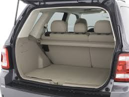 Ford Explorer Hybrid - 2016 ford explorer sport cargo area 2 the rear cargo area of the