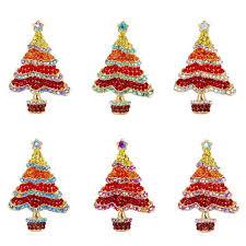 gold plated christmas ornaments 2017 christmas ornaments pins brooches gold plated christmas tree