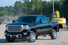 2015 luxury trucks road test 2015 gmc sierra 2500hd denali 4 4 cc