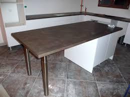 fabriquer une table bar de cuisine table cuisine palette peinture facade cuisine boulogne