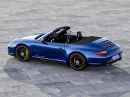 blue porsche convertible 911 carrera 4 gts convertible 997 911 carrera 4 gts porsche