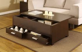 dazzling brown coffee table coffee tables ideas creative