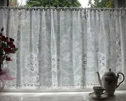Lace Cafe Curtains Fancy Lace Cafe Curtains And Cafe Lace Curtains Scalisi Architects
