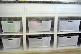 cabinet organizing kitchen cabinet and drawers