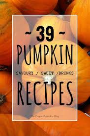 39 pumpkin recipes savoury sweet drinks the purple pumpkin