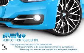 bmw weisslicht illustro max led headlight fog light bulb bimmian