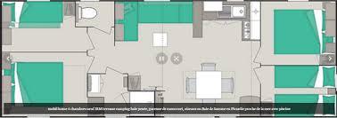 mobil home 4 chambres mobil home neuf en 4 chambres vente de mobil home neuf et