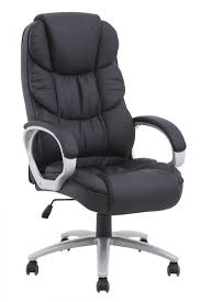 Computer Chair New High Back Leather Office Chair Executive Office Desk Task