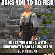 Elder Scrolls Memes - oblivion memes 28 images started to play oblivion again meme by