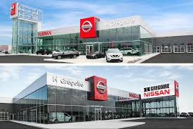 nissan canada in toronto nissan rolls out new dealership look wheels ca