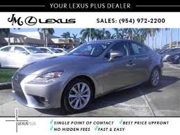 lexus cars for sale and used cars for sale at jm lexus in pompano fl auto com