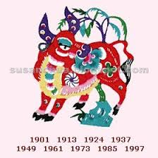 year of the ox 1997 zodiac sign for year 2006 the 5 element of zodiac