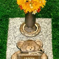 Flower Vase For Grave Granite Grave Markers Funeral Services U0026 Cemeteries 6100 S