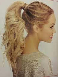mature pony tail hairstyles good ponytail hairstyles