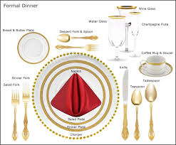 how to set a formal dinner table remarkable formal dining table setting and table setting formal