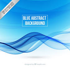 blue abstract background vector free download