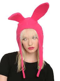 cat ears spirit halloween bob u0027s burgers louise rabbit ear hat topic