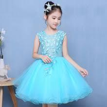online get cheap blue pageant gowns kids aliexpress com alibaba