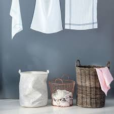 complete your bathroom basket storage ideas with house doctor complete your bathroom basket storage ideas with house doctor collections fabric laundry hamper