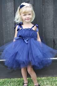 navy blue flower dresses cute flower dresses kids prom