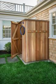 195 best outdoor showers images on pinterest outdoor showers