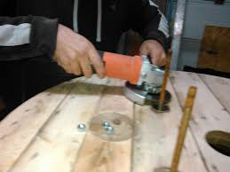 touret bois deco comment réaliser une table basse avec un touret u2013 sebricole