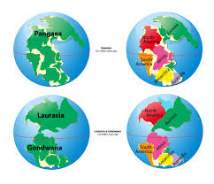 ancient supercontinents geography geography kids and physical