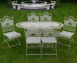 Patio Set 6 Chairs by Shabby Chic Patio Furniture Shabby Chic Clearance Patio Furniture