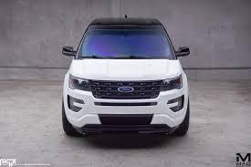Ford Explorer Upgrades - 2016 ford explorer mad industries niche alpine mht wheels inc