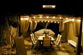 Outdoor Patio Lighting by 28 Gazebo Lighting Ideas And Projects For Your Backyard Interior