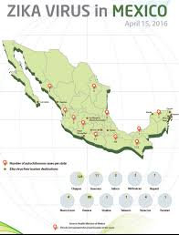 Map Of Mexico Coast by The Zika Virus In Mexico What You Need To Know Journey Mexico
