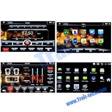 win player android inch touchscreen android win ce dual boot car dvd player with gps