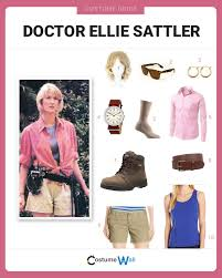 jurassic park costume halloween dress like dr ellie sattler costume halloween and cosplay guides