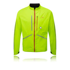 hi vis cycling jacket ronhill vizion photon running jacket sportsshoes com