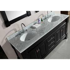 discount double vanity 60 inch transitional double vessel sink