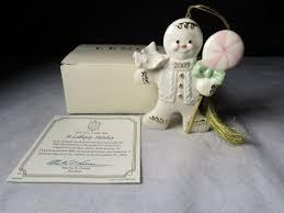 2005 lenox gingerbread lollipop ornament in stock