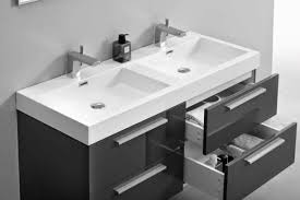 credence salle de bain ikea meuble salle de bain ancien en bois kirafes