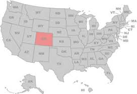 map us states colorado colorado ipl2 stately knowledge facts about the united states