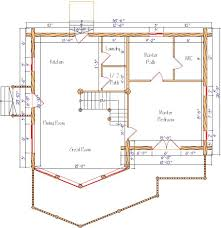Ranch Style Log Home Floor Plans Budget Friendly Tahoe Lodge Looks At Chalet Prices Lazarus Log